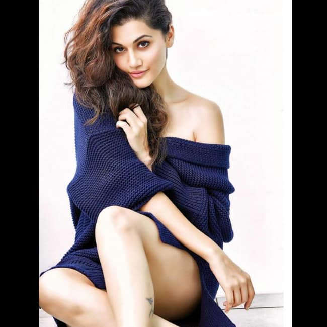 Taapsee Pannu looks so sexy in this picture