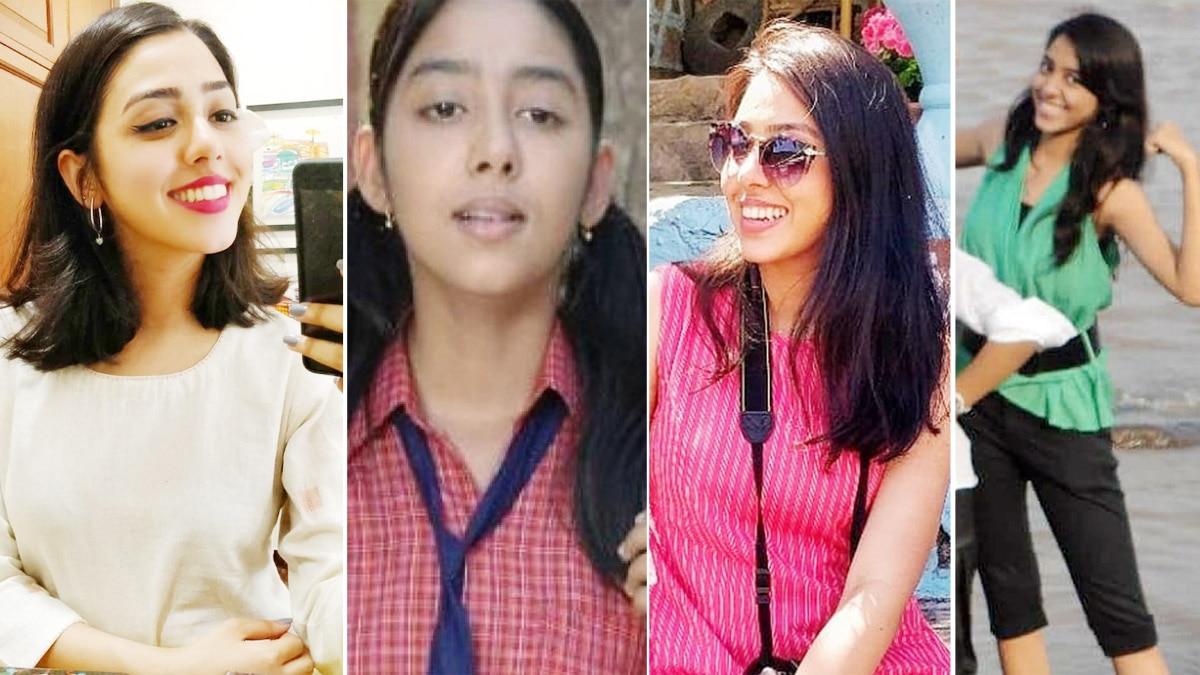 Taarak Mehta Ka Ooltah Chashmah Actor Jheel Mehta Aka Sonu Bhide   s Transformation Leave Fans Surprised