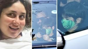 Taimur Ali Khan is a Big Brother Now! Kareena Kapoor Khan-Saif Ali Khan Blessed With Baby Boy