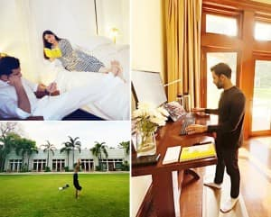 See Pictures of Sonam Ahuja and Anand Ahuja's Luxurious Mansion in Delhi