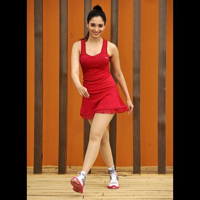 Tamannaah Bhatia looking red hot