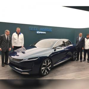 Tata Motors unveil EVision at Geneva Motor Show 2018; check out expected features and price