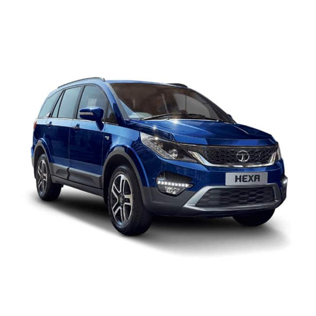 Tata Hexa is priced between Rs  11 99 and Rs  17 49 lakh