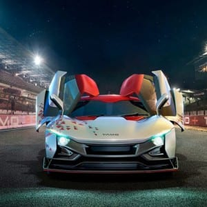 Tata Motors Tamo RACEMO sports car unveiled at the 2017 Geneva Motor Show: Check out its features and specifications