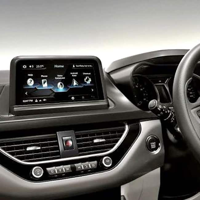 Tata Nexon Features Harman Infotainment System With
