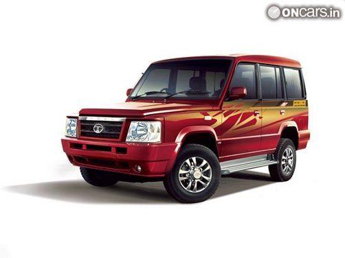 Tata Sumo Gold 2013 Exterior img2