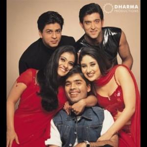 On 16 years Kabhi Khushi Kabhie Gham, nostalgic Karan Johar shares unseen pics of the movie!