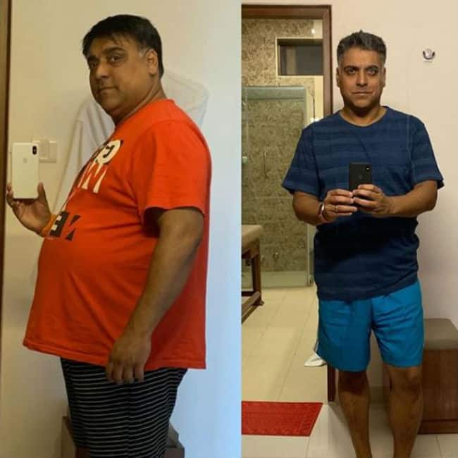 Television Actor Ram Kapoor   s Massive Transformation is Inspiring