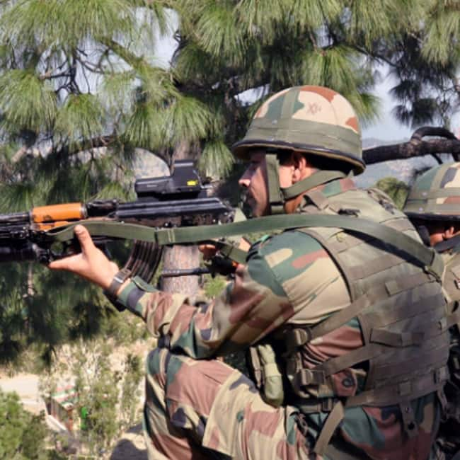 Terrorists fire upon police vehicle in Jammu and Kashmir   s Kulgam district