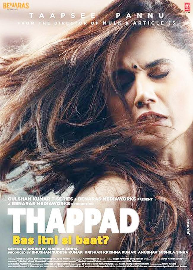Thappad starring Taapsee Pannu