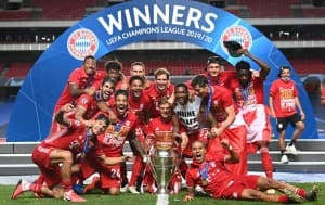 In Pics: Bayern Munich Complete Treble With Champions League Title Win