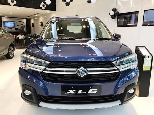 The concept of Maruti Suzuki XL6