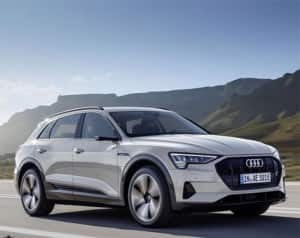 2019 Audi E-Tron Electric SUV with Rs. 66.92 lakh Price Revealed – Pics Inside