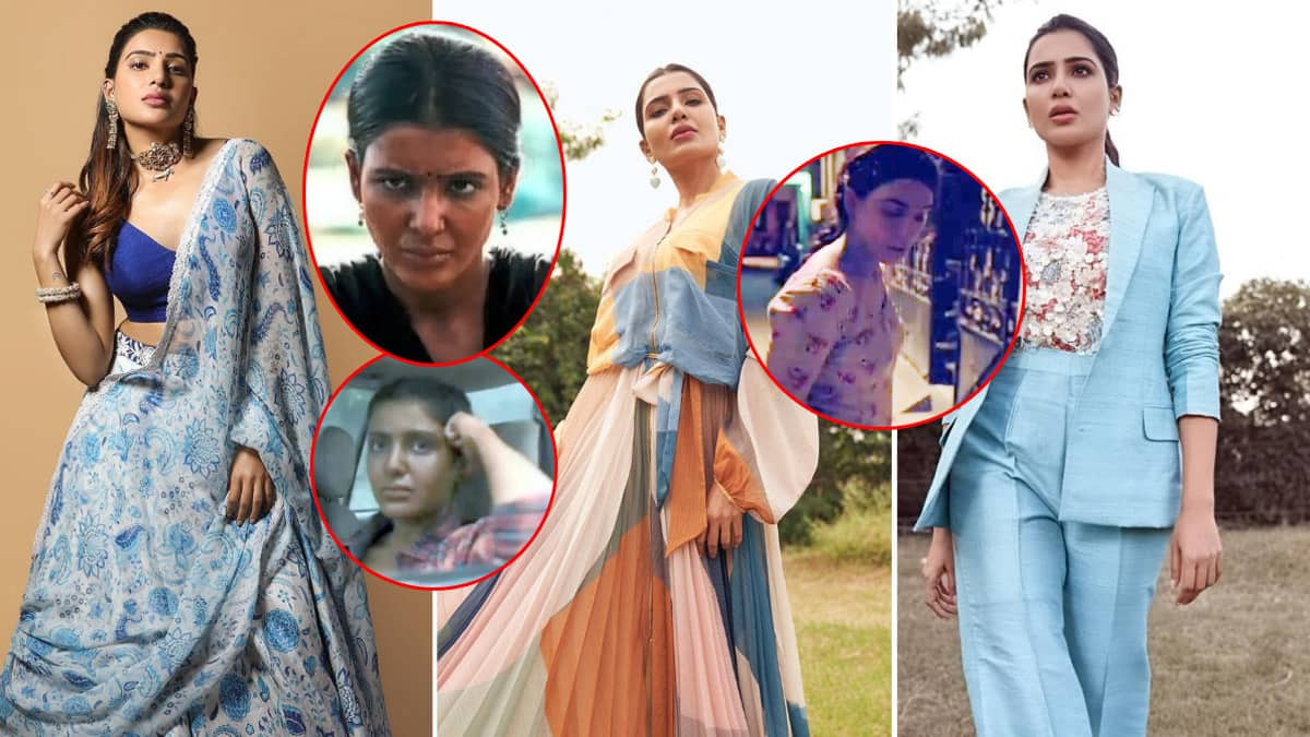 The Family Man 2 Star Samantha Akkineni is a Diva in Real Life