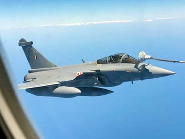 The first squadron of Rafale jets will be stationed in Ambala airbase