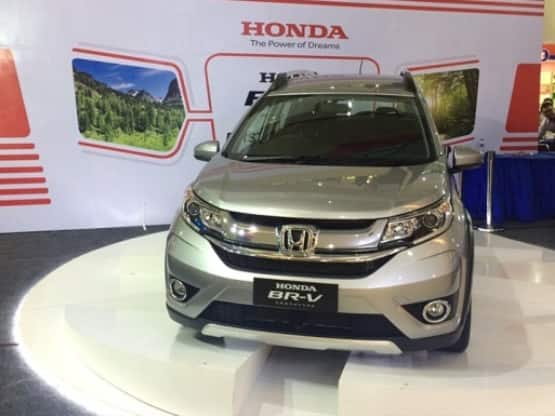 The Honda BR V will be the first sub compact SUV from Honda Car India to enter the country  The SUV is based on the Brio  039 s platform and comes with some new exterior styling and design cues in addition to features shared with City and Mobilio