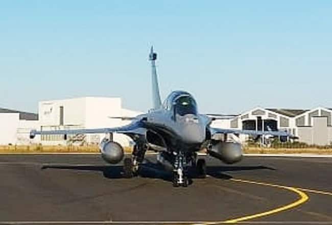 The IAF appreciated the support provided by French Air Force for Rafale journey