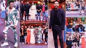 The Kapil Sharma Show: Ajay Devgn- Akshay Kumar All Set To Pull Kapil Sharma's Leg, Are You Excited? See Pics