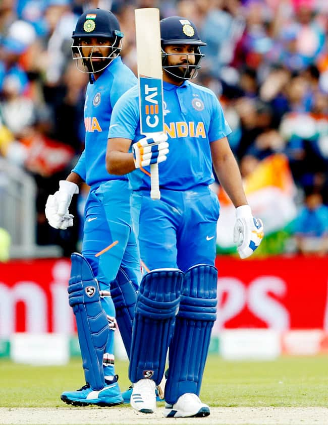 The new opening duo of Team India is on the mark