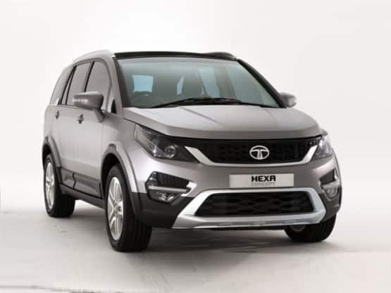 The new Tata Hexa MPV is based on the Tata  039 s Horizonext product strategy while the design is inspired from the Impact Design Philosophy