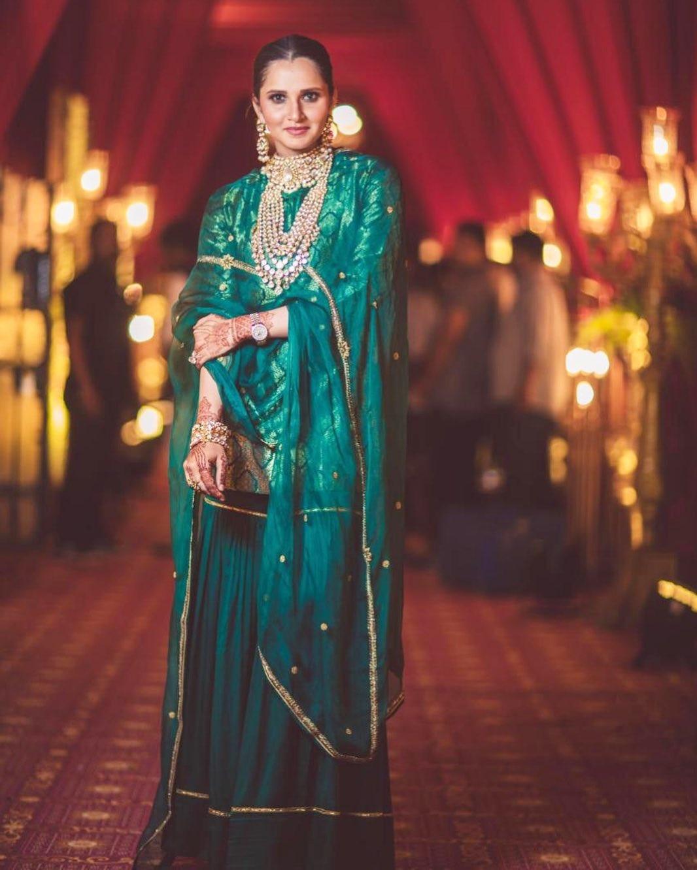 The Queen Sania Mirza