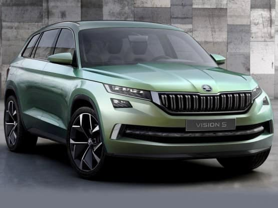 Inside the cabin, the Kodiaq SUV is expected to receive all new cabin with luxury interiors ...