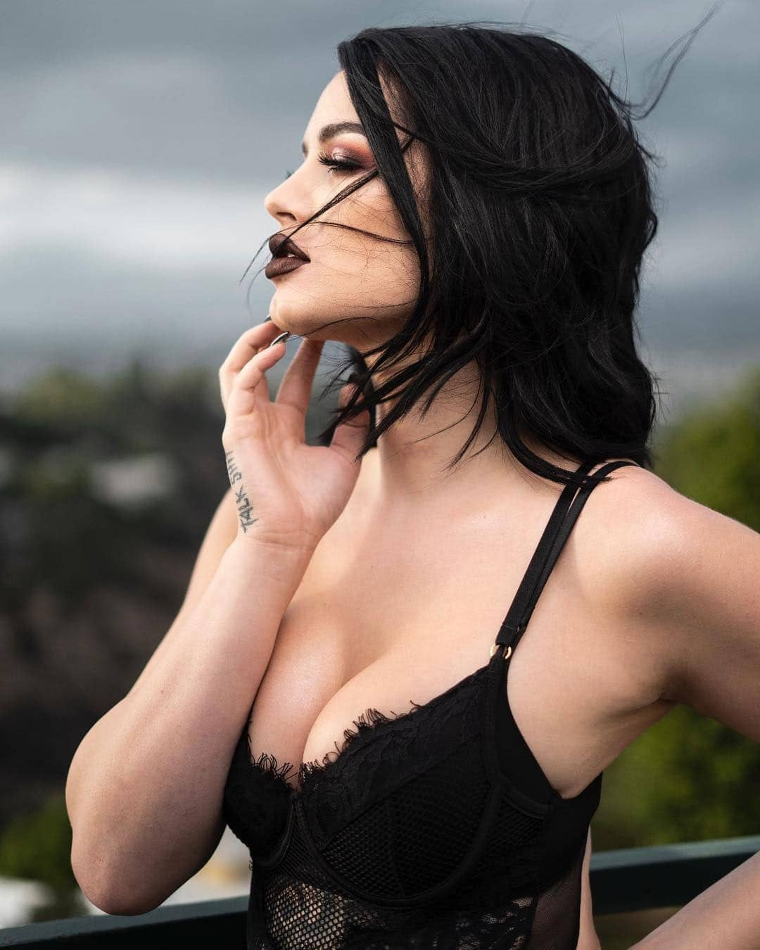The Stunning Looking Paige