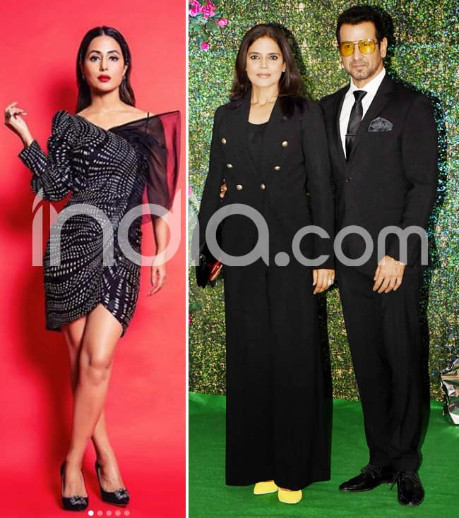 There were many TV celebrities who attended Balaji Telefilms    anniversary party