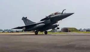Rafale Jets Arrive in India