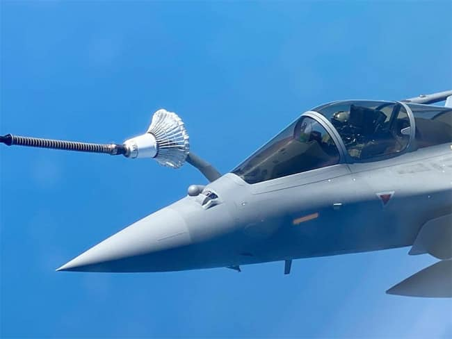These Rafale jets are likely to be deployed in the Ladakh sector