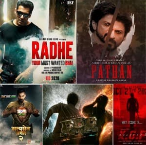 Upcoming Bollywood movies in 2021: Here Are Hindi Films to Watch Out