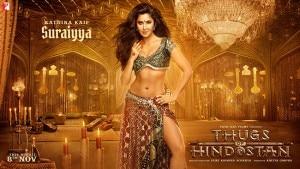 Thugs of Hindostan Posters: Check First Look of Katrina Kaif, Lloyd Owen, Fatima Sana Shaikh And Amitabh Bachchan's Look From The Movie