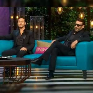 Koffee with Karan Season 5: 6 moments when Tiger Shroff and Jackie Shroff made it the most memorable episode of the show