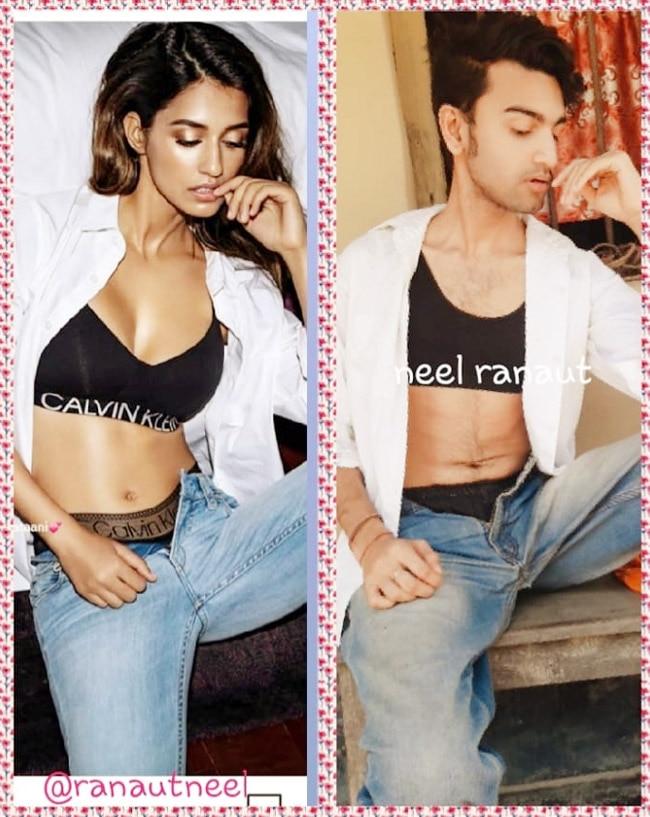 TikTok and Instagram star Neel Ranaut
