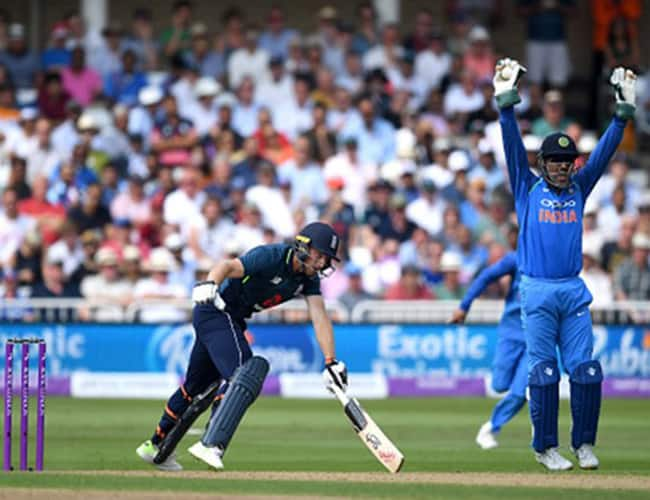Timely Wicket of Jos Buttler
