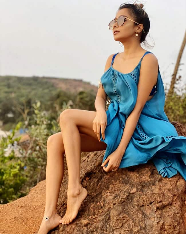 Tina Datta is looking sexy in this bold photo