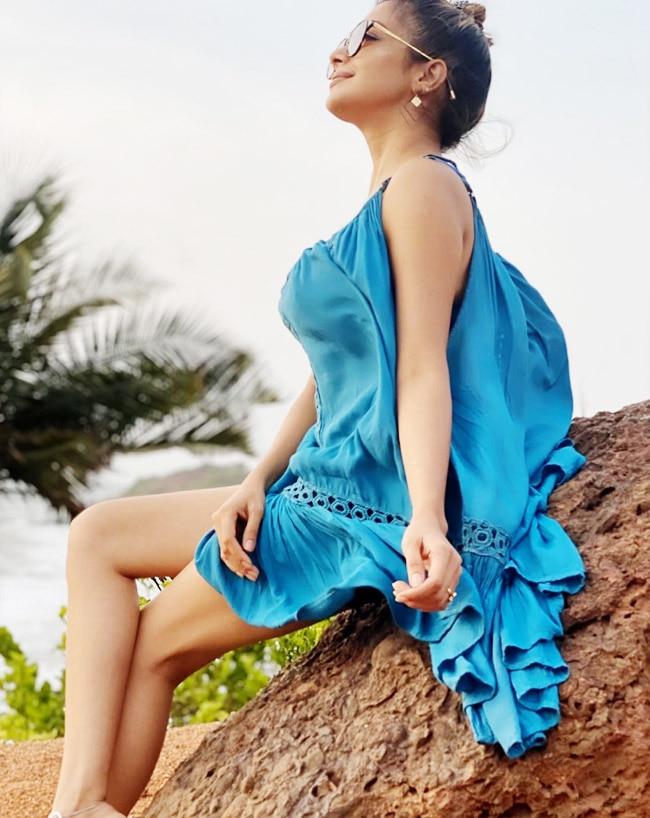 Tina Datta s bold avatar