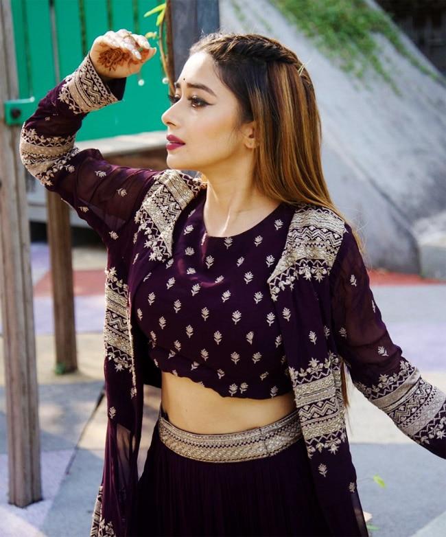 Tinaa Dattaa Gives Us Major Wedding Fashion Goals