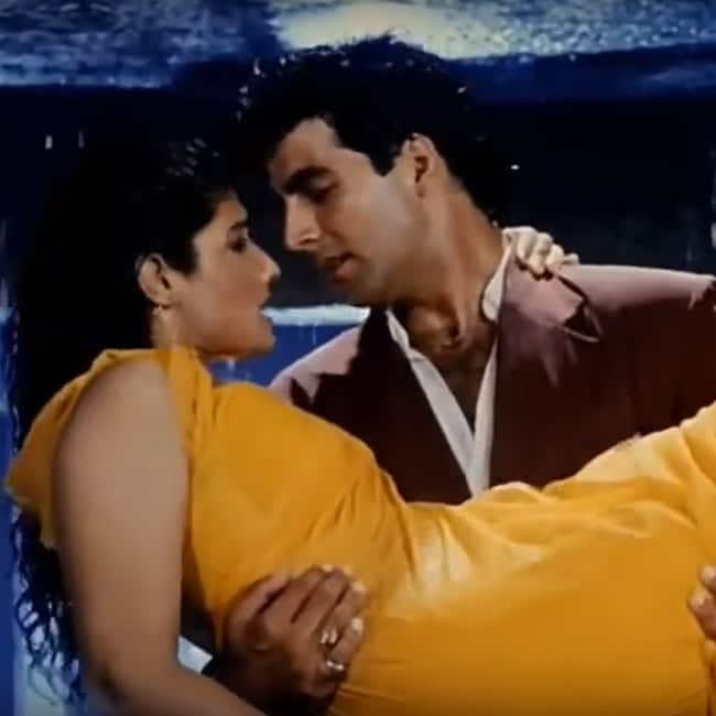 Tip Tip Barsa Paani from Mohra movie
