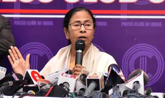 TMC Writes to EC Over PM Modi   s Speech in Bengal  Alleges Violation of Model Code of Conduct