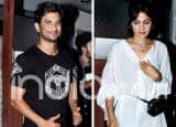 Sushant Singh Rajput-Rhea Chakraborty Clicked Together on Dinner Date