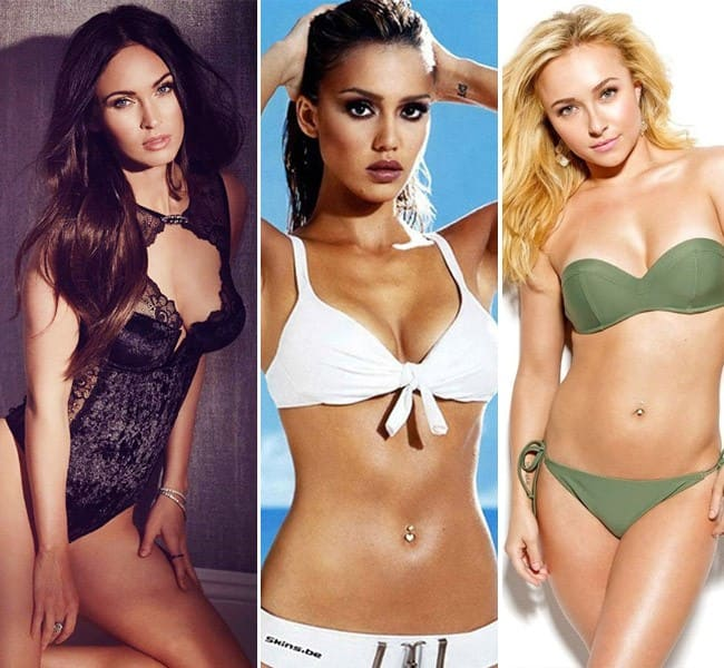 World in sexyest women the Top 20