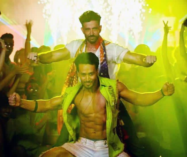 Top Box Office records for Hrithik Roshan and Tiger Shroff