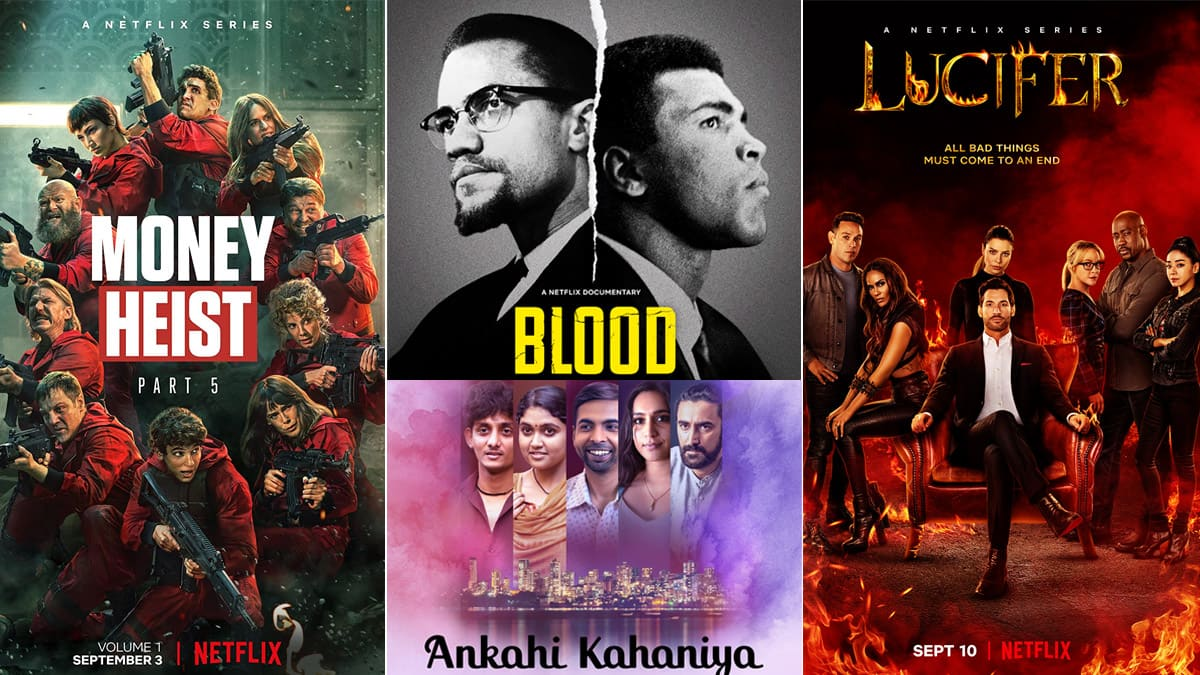 Top Netflix releases in September 2021