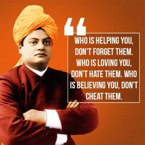 10 inspiring quotes by Swami Vivekananda that will make your day!