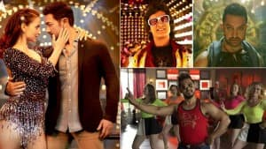 Aamir Khan And His Quirky Avatars in Special Songs - From Sexy Balliye to Har Funn Maula