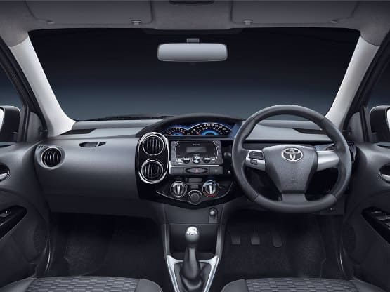 Toyota Etios Cross Interior img1