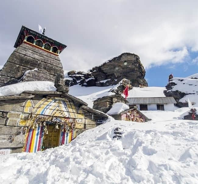 Tungnath is the best scenic place you must not skip while in Chopta