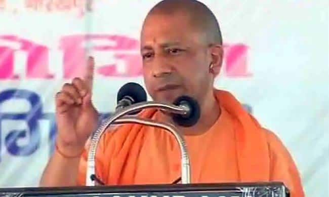 UP CM Yogi Adityanath Slams Congress For    Soft Approach    Towards Terrorists