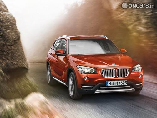 Upcoming Car  BMW X1 facelift Exterior img1